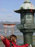 厳島神社、旅行、世界遺産